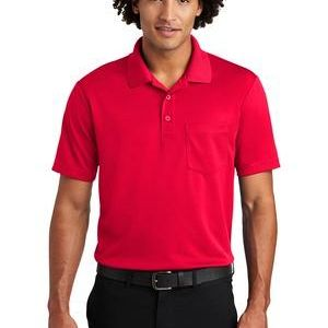 ® PosiCharge ® RacerMesh ® Pocket Polo Thumbnail